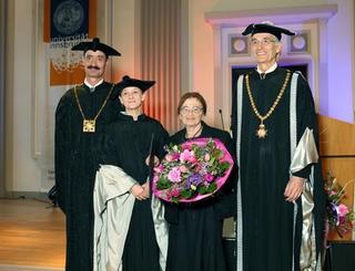 Agnes Heller in Innsbruck - 23-24-3-2015